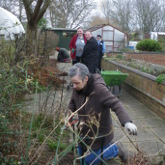 Horticultural therapy January