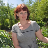 Kim Stoddart, Editor of Garden Organic member magazine The Organic Way