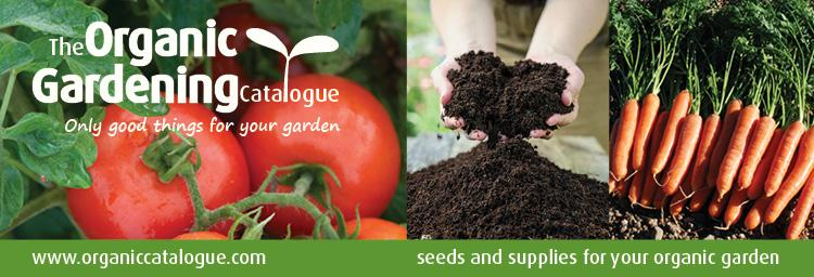Organic Gardening Catalogue
